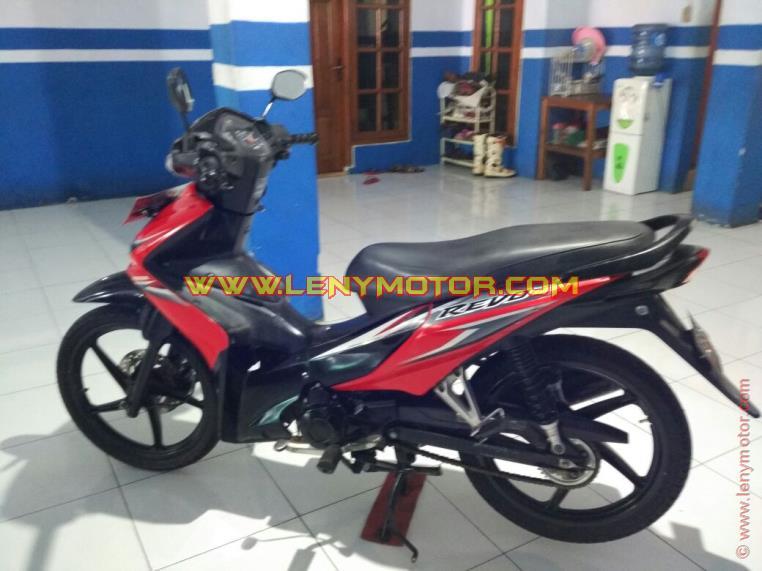Jual Beli Motor Bekas Kediri Honda Absolute Revo Cw 2010 Leny