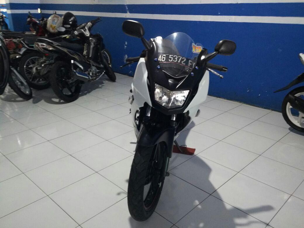 Jual Beli Motor Bekas Kawasaki Ninja Rr 150 2012 Plat Kediri Leny